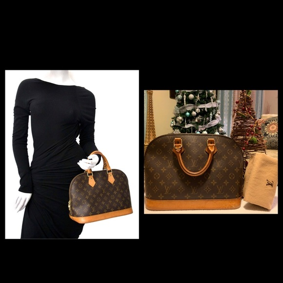 Louis Vuitton Handbags - Louis Vuitton Alma PM handbag